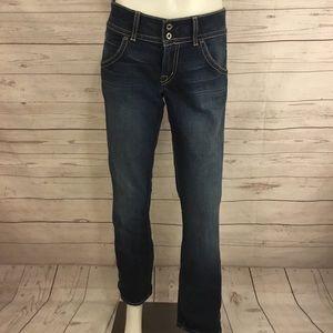 Hudson Fine Tailored TrouserDark Wash Jean Sz 29